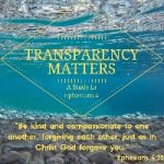 Transparency Matters