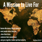 A Mission To Live For